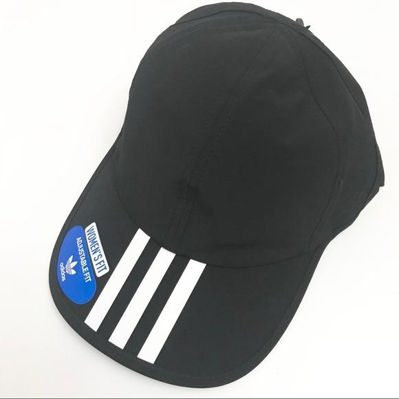 Adidas Originals 3-Stripes Trainer Women s Hat New 3da8c2ceb7a7